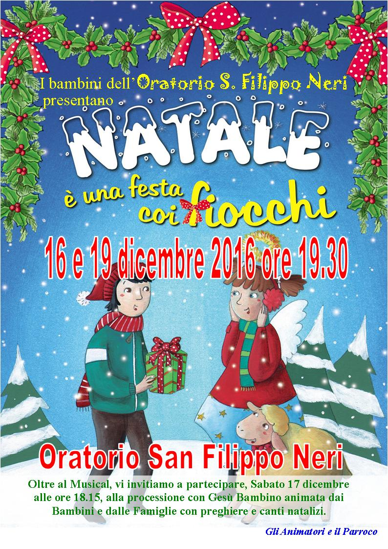Musical natale 2016